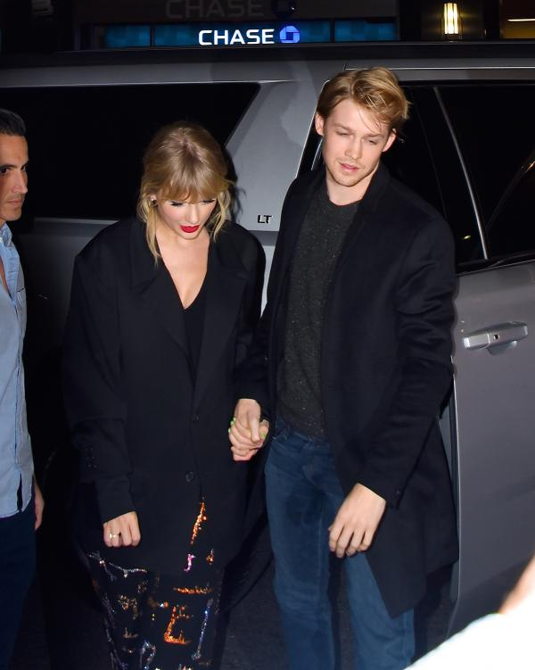Joe Alwyn opens up about relationship with Taylor Swift