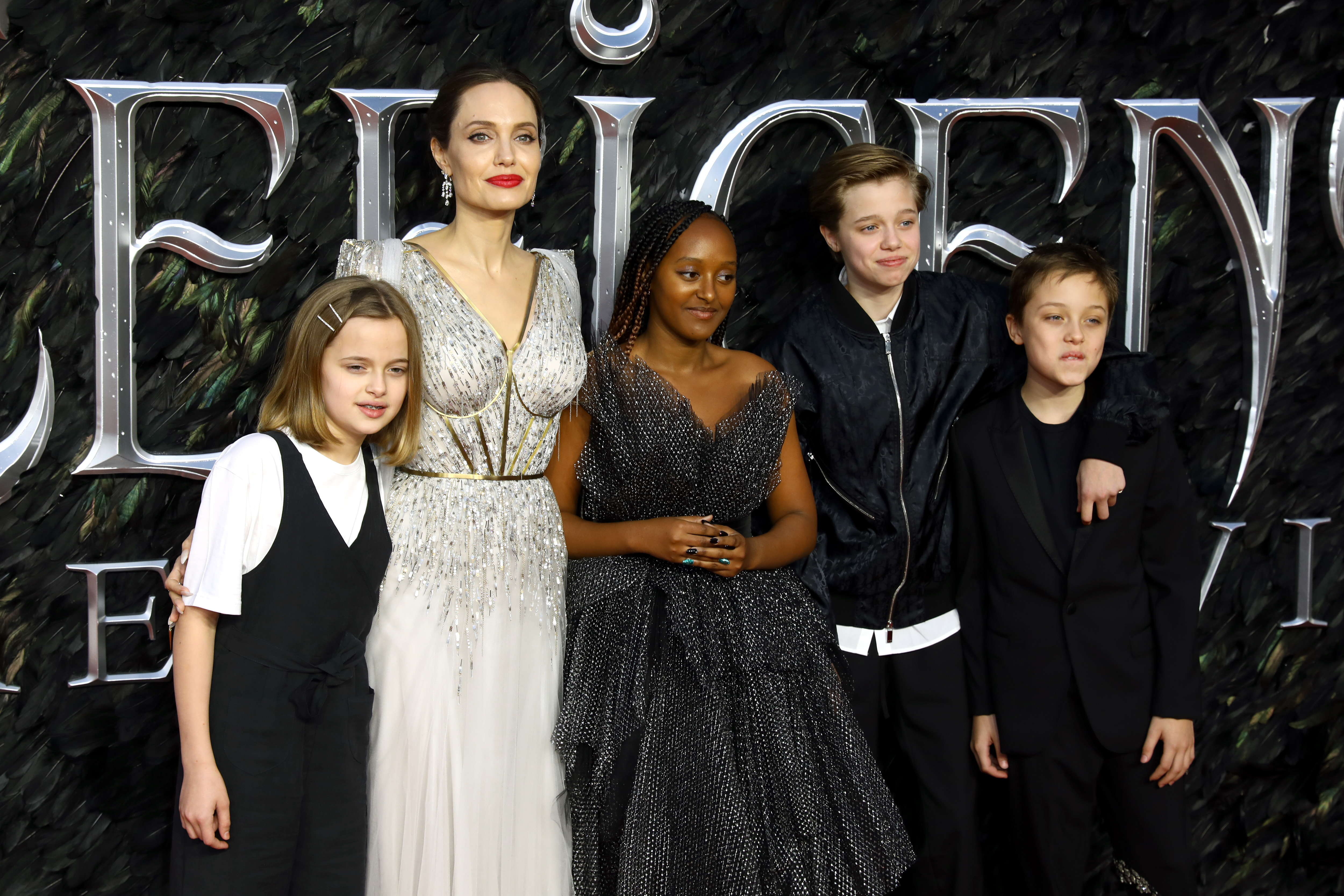 Angelina Jolie REVEALS none of her and Brad Pitt's 6 kids 'want to be actors'; Here's what they plan to do