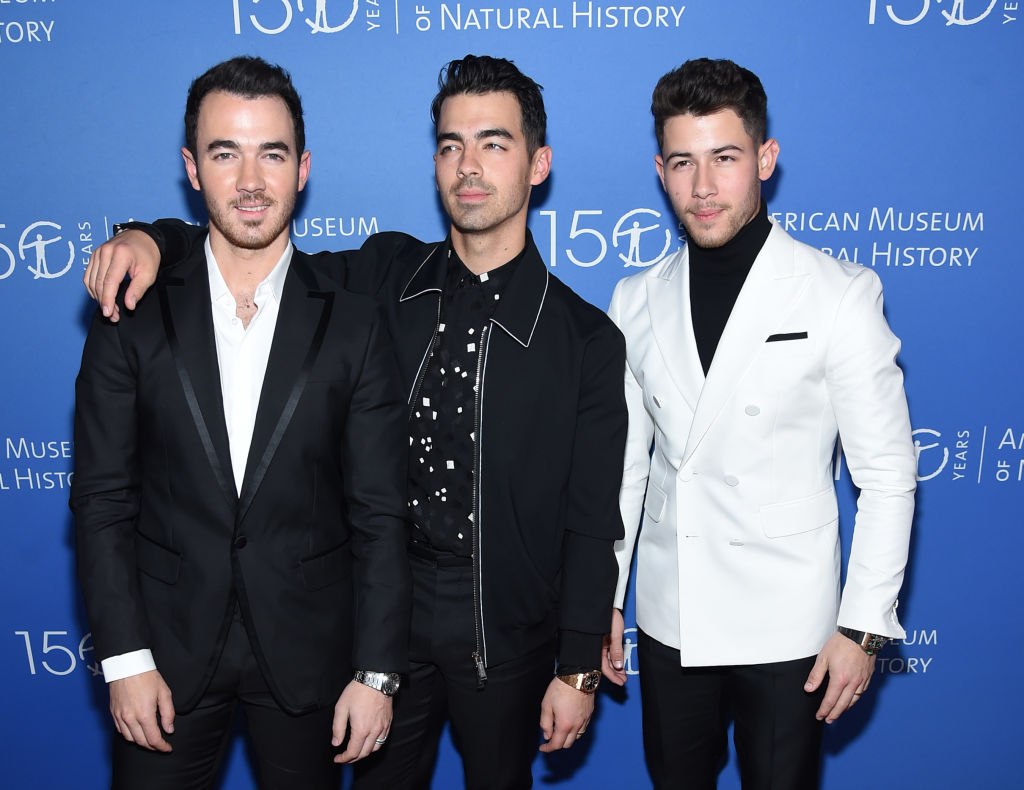 WATCH: Joe Jonas and Kevin Jonas do a mean Nick Jonas impression and it will leave you in splits