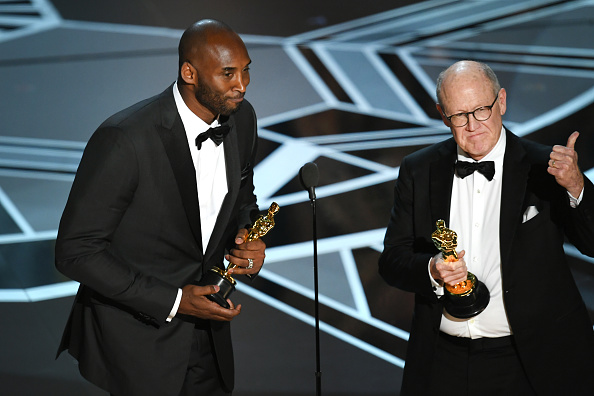 gettyimages-927292176 Kobe Bryant, an Oscar winner, to be honoured in particular tribute on the 92nd Academy Awards