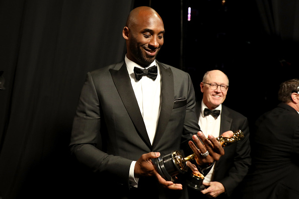 gettyimages-927354204 Kobe Bryant, an Oscar winner, to be honoured in particular tribute on the 92nd Academy Awards