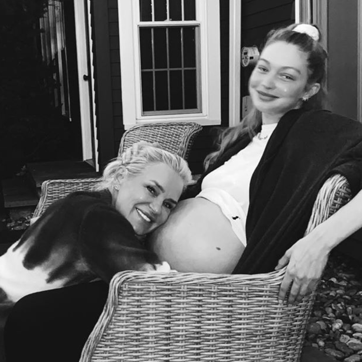 Gigi Hadid and Zayn Malik are expected to welcome their lil angel this month