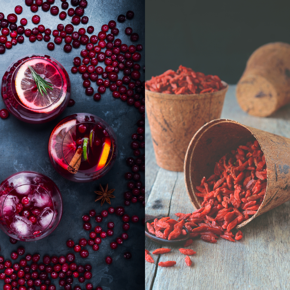 Goji Berries Vs Cranberries Here Are All The Differences You Need