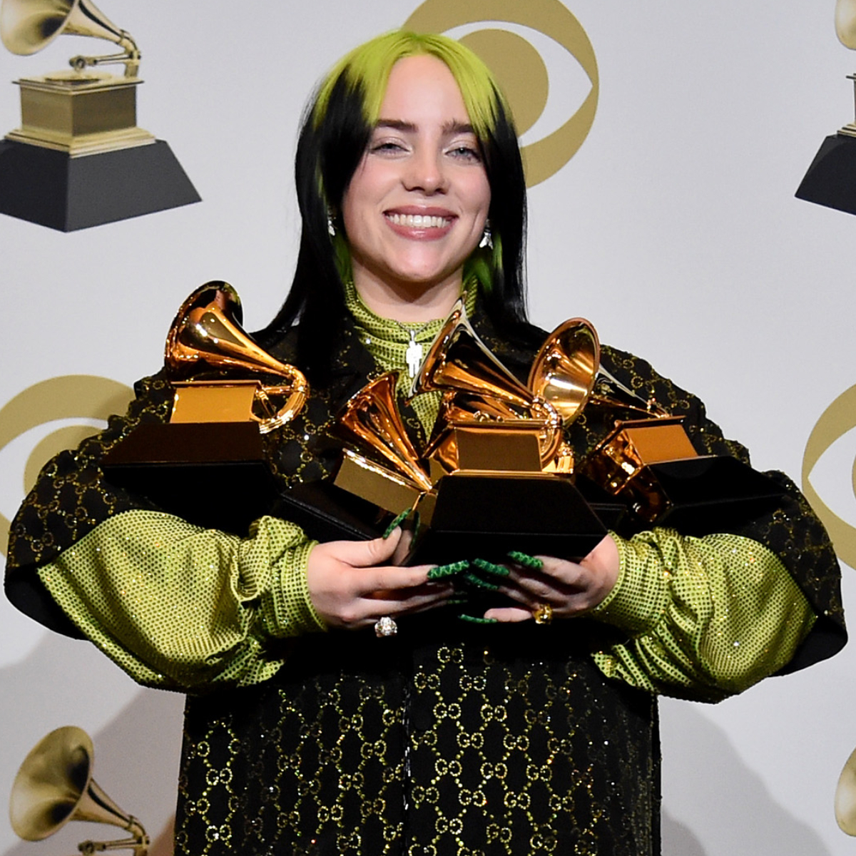 Grammys 2020: Billie Eilish wins ALL big categories & broke several records, including 1 held by Taylor Swift