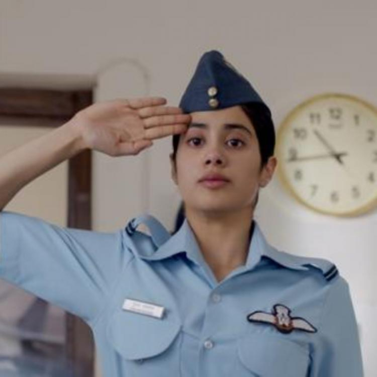 Gunjan Saxena S Fellow Pilot Questions Biopic Says We Were Never Ill Treated By Officers Pinkvilla