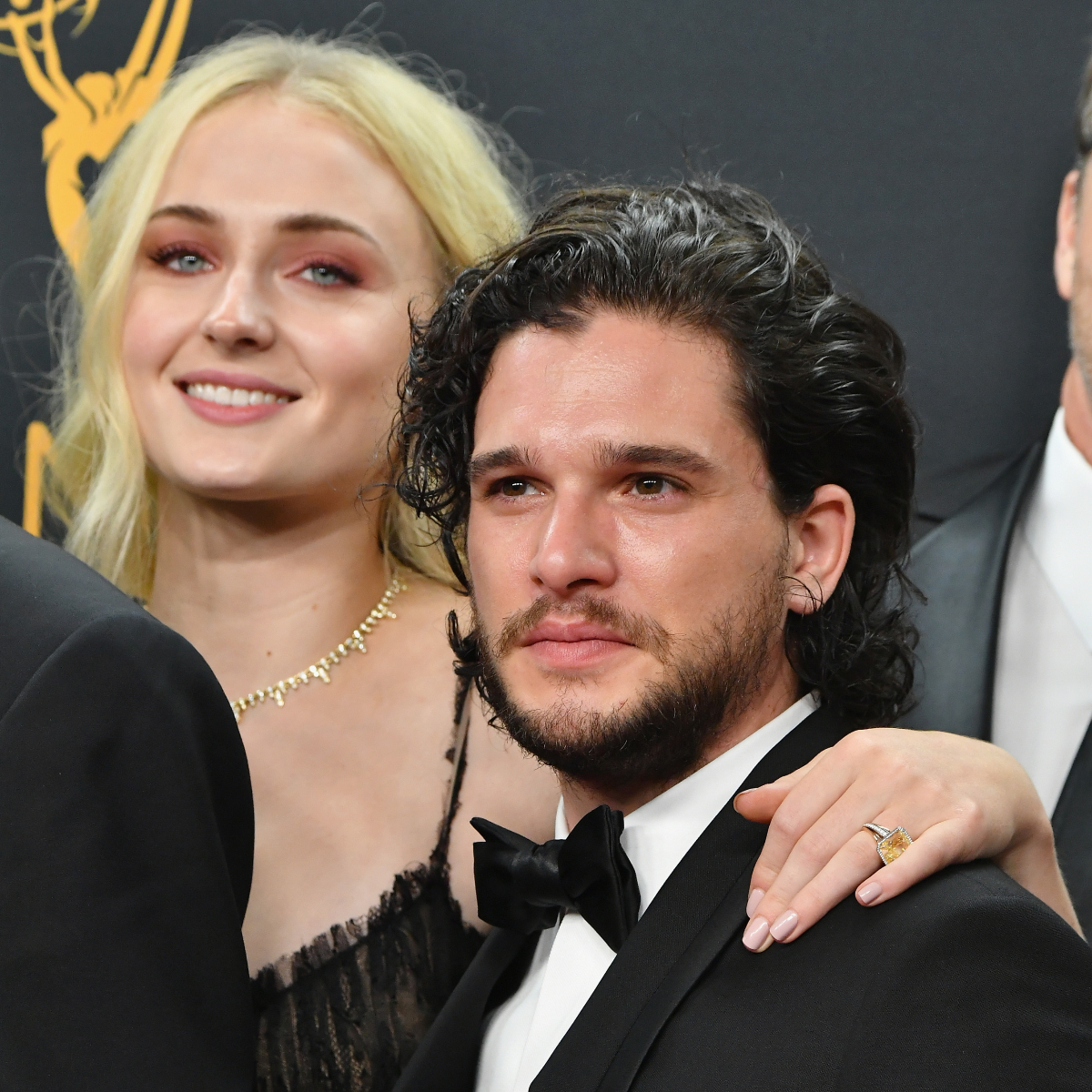 Here's why Kit Harington feels his Game of Thrones co star Sophie Turner 'just needs to shush'