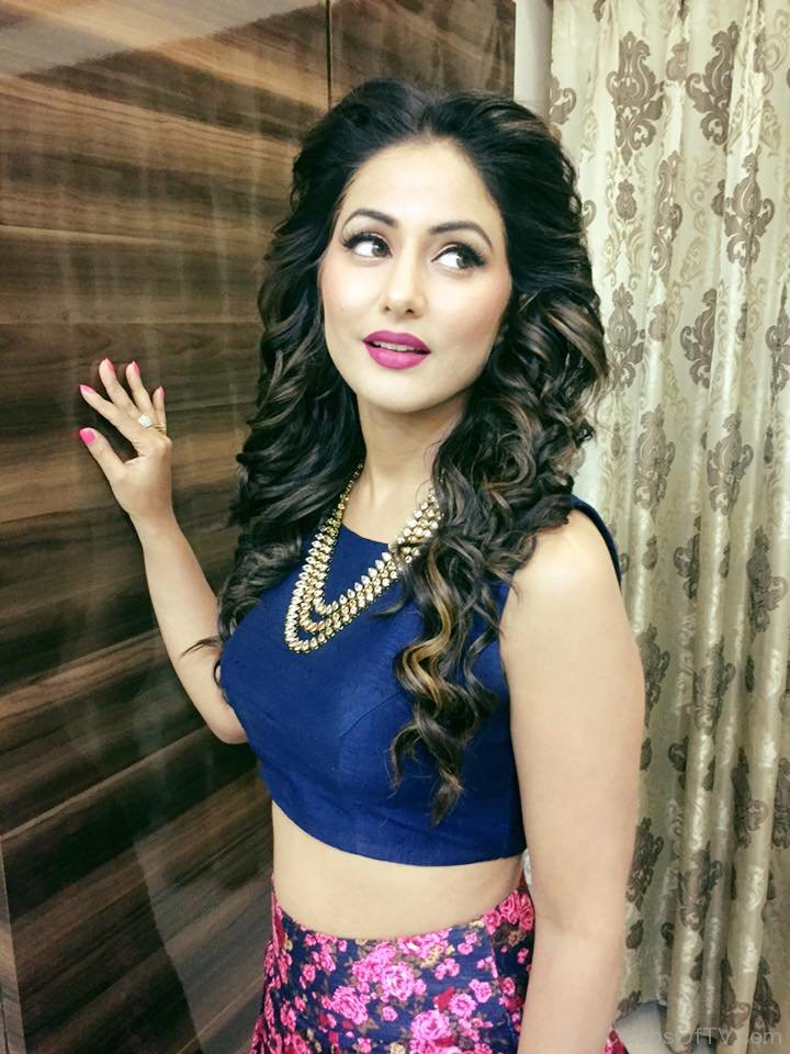 Hina Khan Dancing Her Heart Out Will Wipe Away All Your Morning