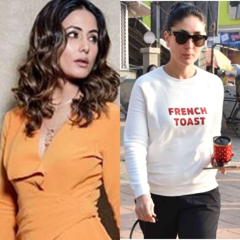 Hina Khan thinks like a hacker and guesses what she will find in Kareena Kapoor Khan & Ranveer Singh's phones