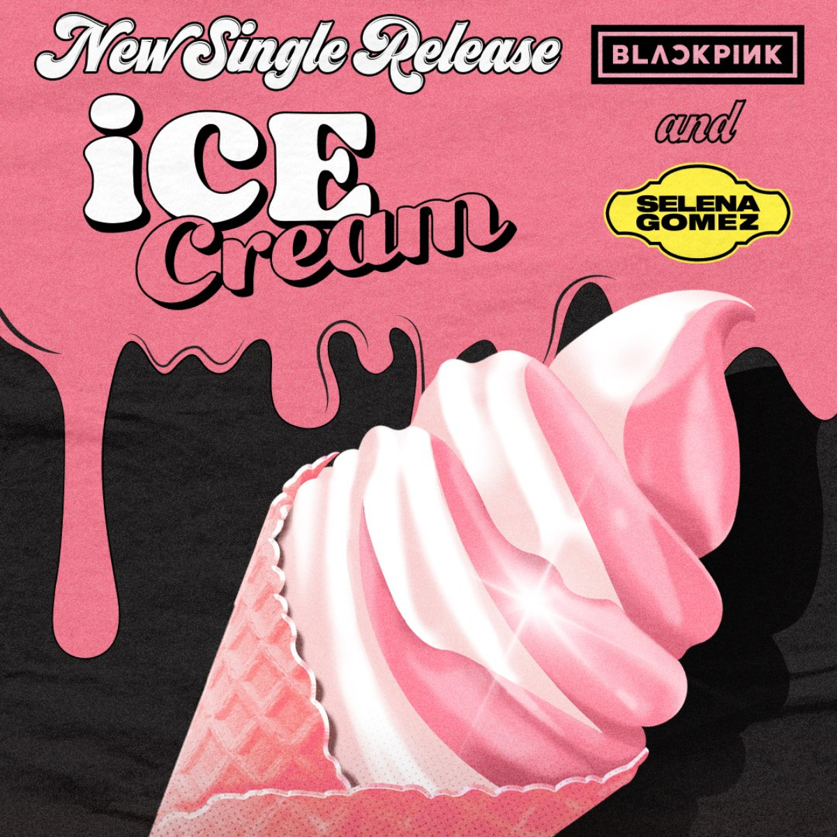 Ice Cream Blackpink Selena Gomez S New Single Title Unveiled Ariana Grande Takes Part In Creating The Song Pinkvilla
