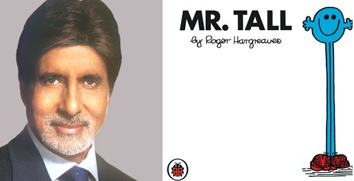 Amithab Bachan: He stands tall in the heart of millions!