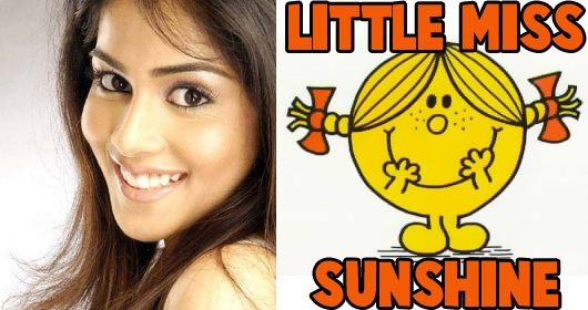 Genelia D'souza: She always brings a smile & that little bit of sunshine :)