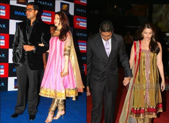 Aish in Manish Malhotra