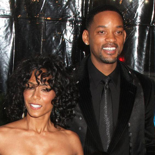 who is will smith wife. actor Will Smith and wife
