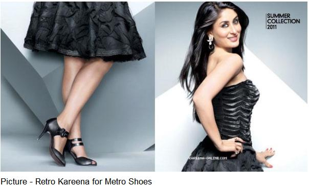BTW this is a new pic for Metro Shoes