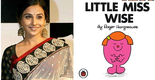 Vidya Balan: So wise with your film's Miss Balan