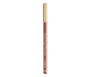 Loreal's Contour Parfait Lip Pencil in 652 Toffee
