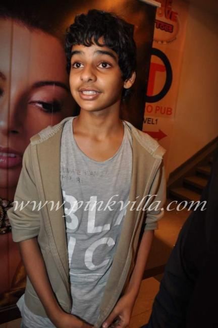 half-brother Ishaan Khattar
