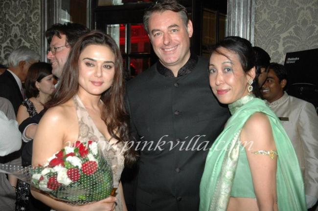 DSC 1026preview - Preity Zinta graces France Independence day celebr