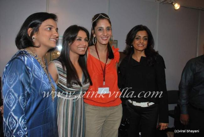 Rani Mukherjee inaugurates Sahacharis event  90972