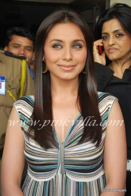 Rani Mukherjee inaugurates Sahacharis event  90978
