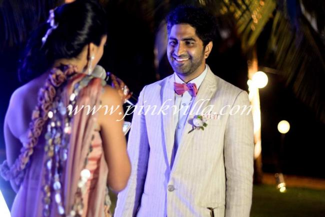Ganisha sethi wedding