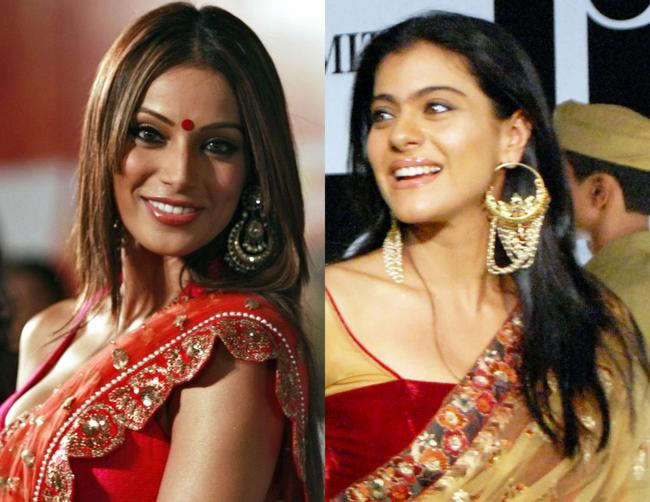 I love Bipasha's 'balis', but I would have to be cajoled to say the same about Kajol's :)