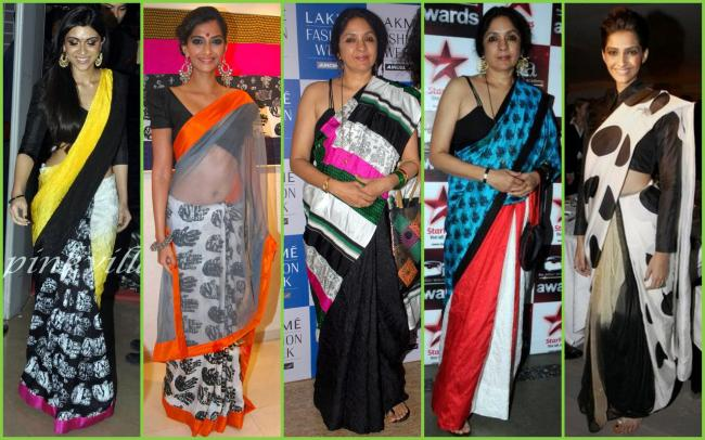 Masaba's Marks 1: Zoa Morani at AKK premeire, Sonam Kapoor at Masaba store opening, a dinner event at Cannes, Neena Gupta at Lakme Fashion Week, ITA awards