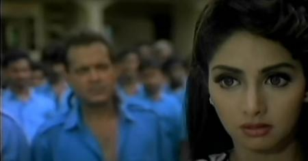 Sridevi in Laadla