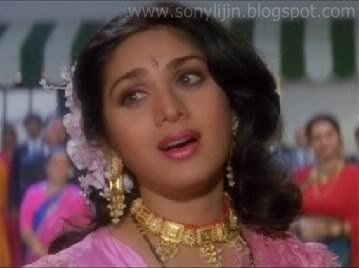 Meenakshi Sheshadri (DAMINI): Damini marked the coming of age of Meenakshi Sheshadri as an actor. But what Damini really stood for was a fight of a woman, for a woman in a man's world. Meenakshi totally nailed it as the tough protagonist who doesn't compromise on her ideals.