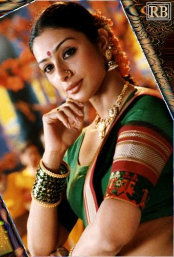 Tabu (Astitva): For all those roles that she has played, this portrayed the deepest of all the angst a woman goes through. Tabu regained in her role play in Astitva, as the much persecuted wife who finally leaves her family and husband who fail to understand her needs.