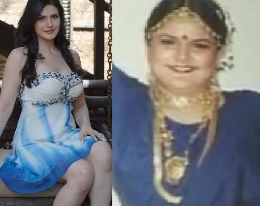 From being plump to going slim nobodysbetterthanyou image zarine khan ccuart Image collections