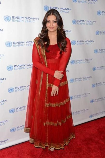 United Nations's Every Woman Every Child Dinner 2012