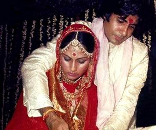 Jaya Bhaduri wedding