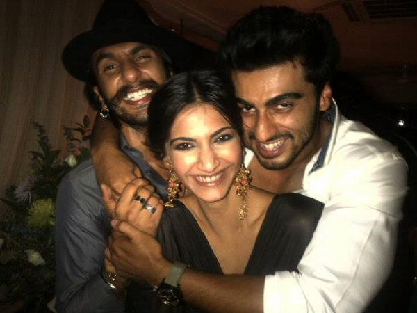 relationship between arjun kapoor and anil