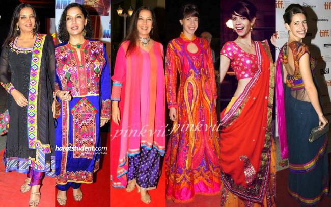 Colors gone Quirky: Shabana Azmi, Kalki Kochlein