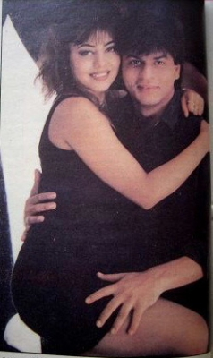 shahrukh and gauri
