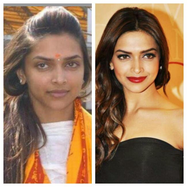 Competition Post The Ugliest Pics Of Bollywood Actresses The Best - 10-celebrities-without-makeup-answers