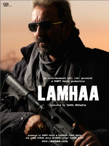 Lamhaa movie posters 96913
