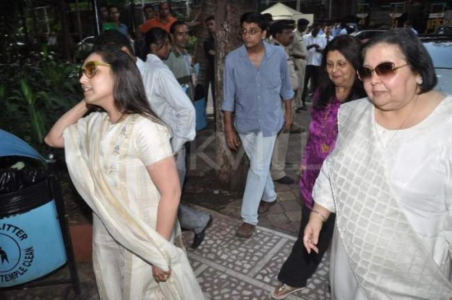 Rani Even Before Her Marriage Seemed To Be The Perfect Daughter In Law Chopras News Had It That Chopra Seniors Were Not Keen On
