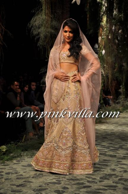Chitrangada Singh  was the showstopper for the event