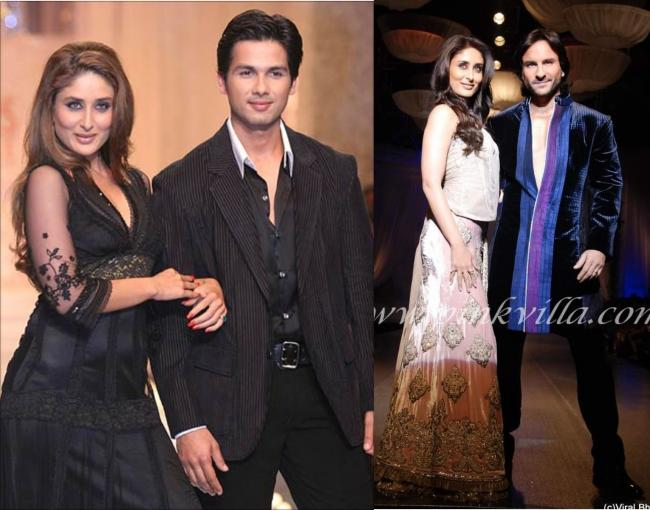 Shahid-Kareena / Kareena-saif for Manish Malhotra 95847