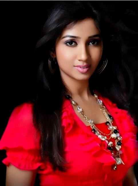 Shreya Ghoshal - POWER CROONER: Small-town girl who struck all the right notes in the city of dreams. Brought up in a quaint little town called Rawatbhata in Rajasthan where her scientist father was posted, Shreya Ghoshal started learning music at the tender age of four. With umpteen popular trophies and four National Awards in her kitty, this pitch-perfect songstress seems unstoppable at the moment!