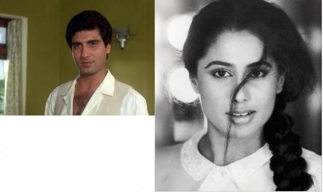 Raj Babbar & Smita Patil: I love Smita Patil, but I don't like the fact that she was with a married Babbar.  At least, we got Prateik out of it :)
