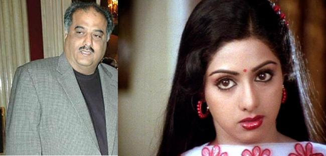 Boney Kapoor & Sri Devi: The media said that Sri was pregnant when she married Boney; but we don't know the whole truth.