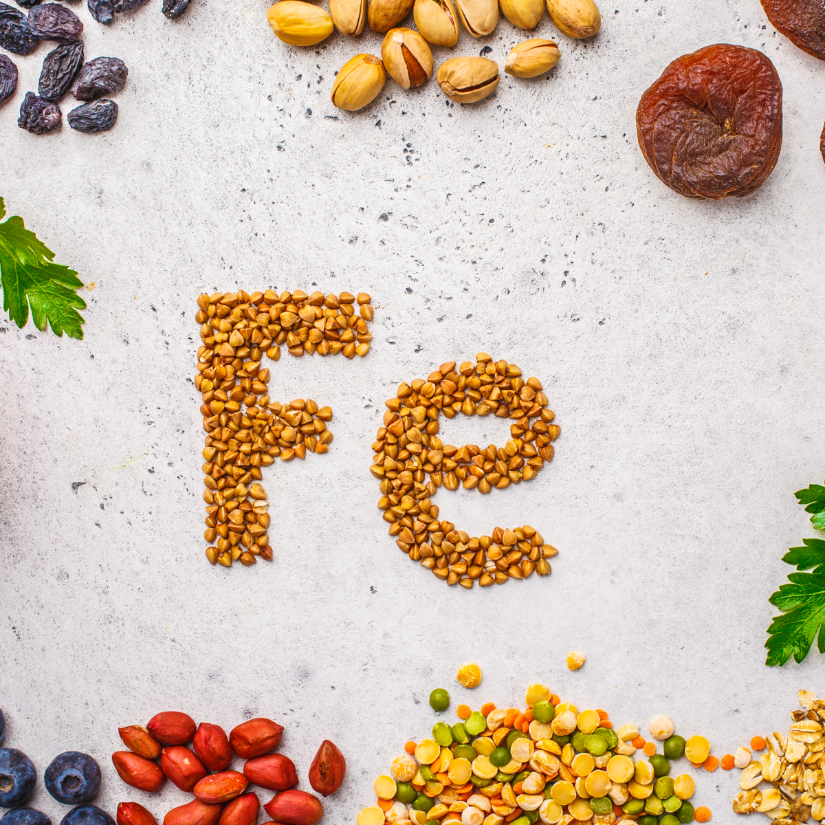 Iron Deficiency: How to boost the absorption of the nutrient from the diet?