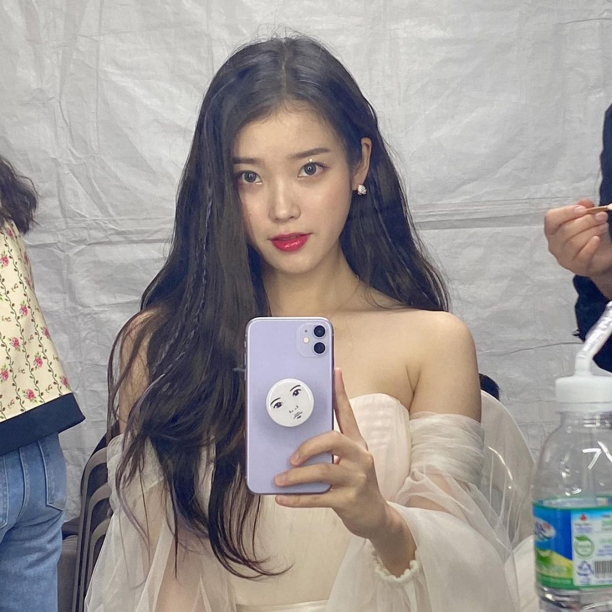 IU commemorated her 'Lilac' release by making donations to two non-profits  under the name of IUAENA | PINKVILLA