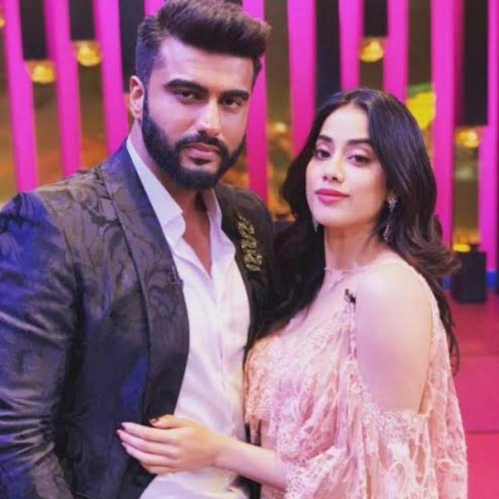 Janhvi Kapoor is elated as she walks the ramp with brother Arjun Kapoor; calls it a special experience