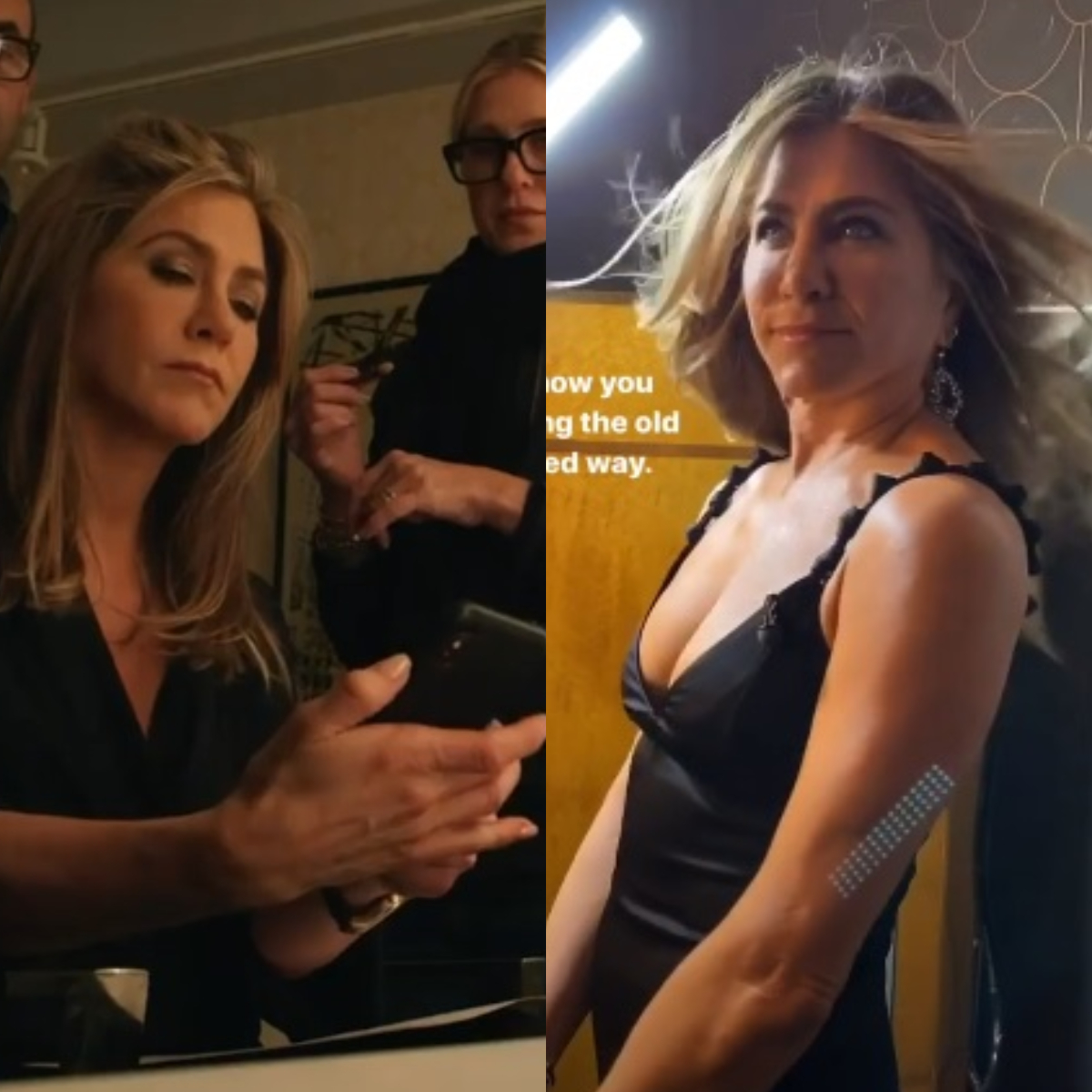 Jennifer Aniston is already acing the Instagram game with a new video and boomerangs; Check It Out
