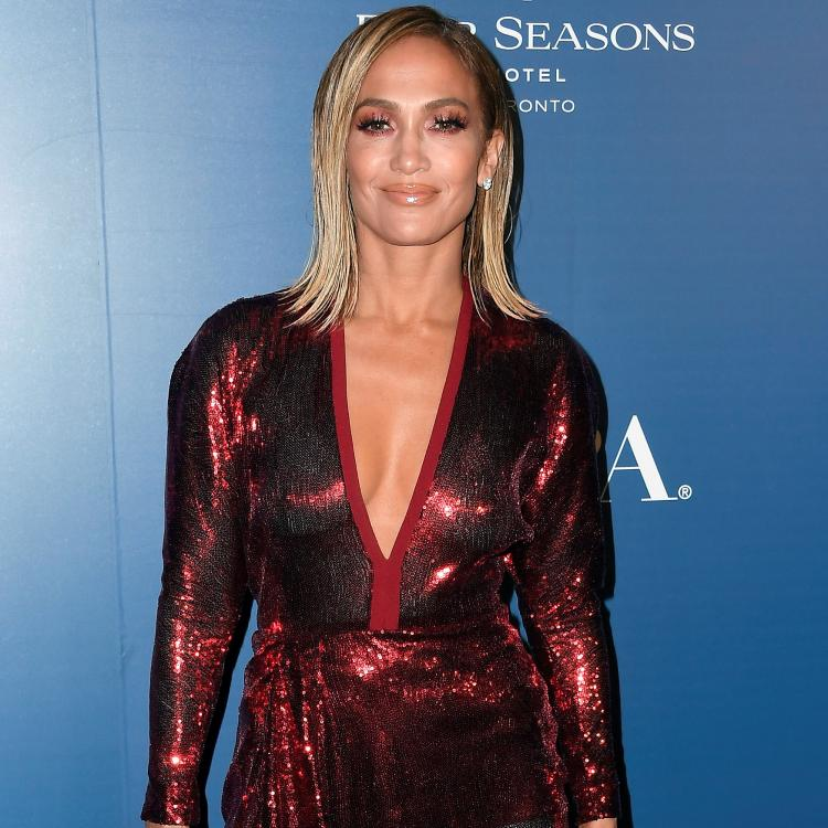 Hustlers star Jennifer Lopez says she could relate to the struggles of strippers