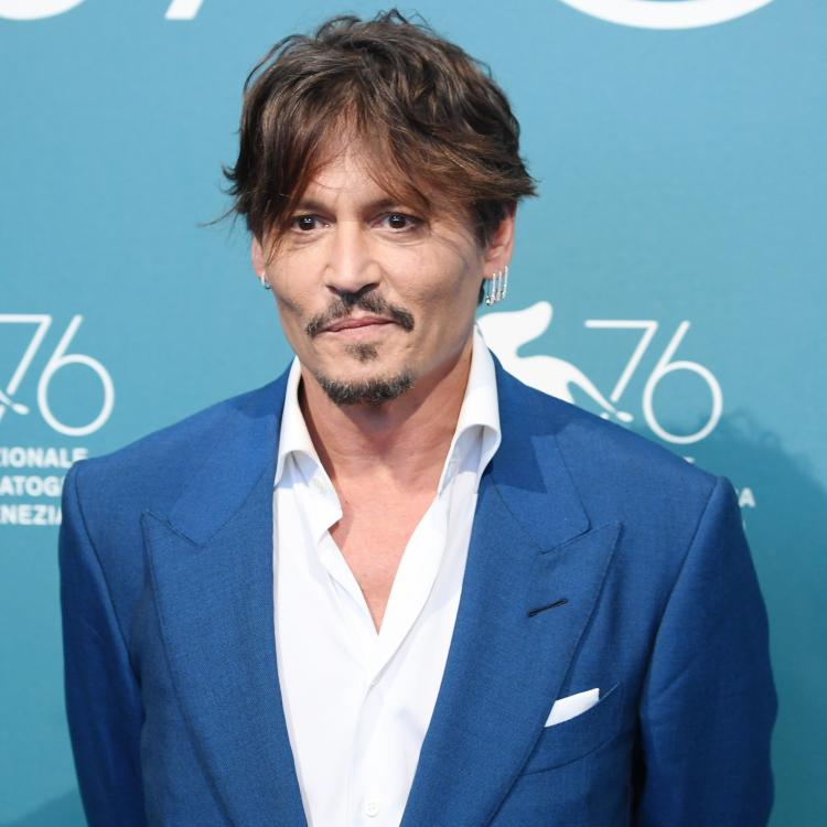 Johnny Depp's star on the Hollywood Walk of Fame has been defaced